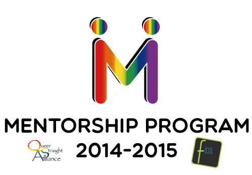QSA Mentorship logo with text white